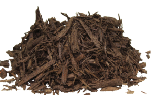 Brown Color Enhanced Mulch
