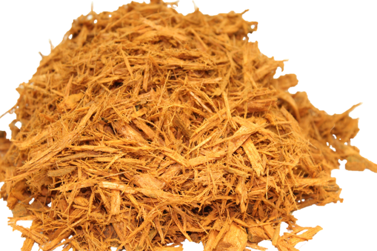 Gold Color Enhanced Mulch