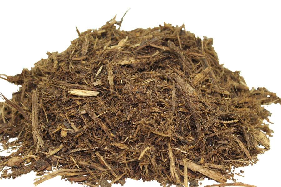 natural Hardwood Bark mulch